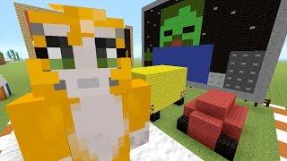 Minecraft: Xbox - Building Time - Movie Night {80}