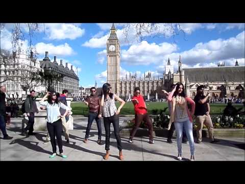 Goliyan Ft Honey Singh Diljeet - London Street Dance