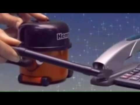 Henry Hoover Desktop Cleaner