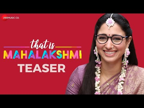 That Is Mahalakshmi - Official Movie Teaser | Tamannaah | Amit Trivedi thumbnail