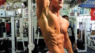 Jeff Seid the Aesthetic - Bodybuilding Motivation 2015 Never Give Up- HD VIDEO -