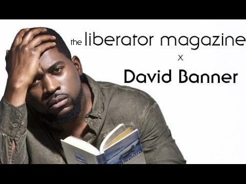 David Banner talks African culture & Walking With Gods w/ The Liberator Magazine