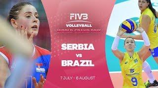 Сербия : Бразилия