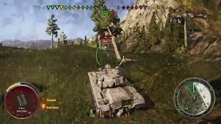 The Powerful Patton (M48 Patton Gameplay)