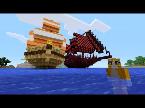 Watch Minecraft Xbox - Sinking Feeling [124]