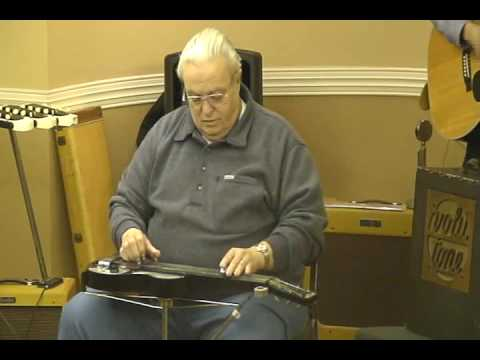 Southern Steel Guitar - Ray Montee