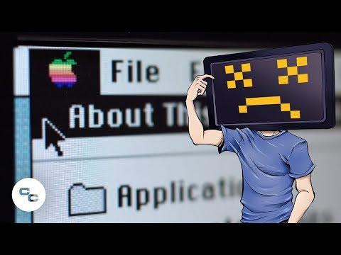 What's On My Old Mac? (Macintosh IIci) - Krazy Ken's Tech Misadventures