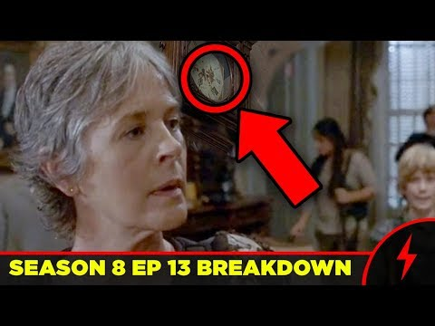 Walking Dead 8x13 Breakdown - ENDING EXPLAINED