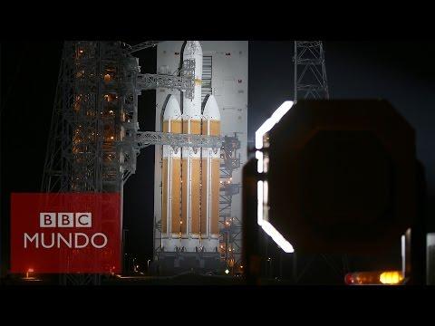 Orion, la misión de la NASA que quiere llevar al hombre a Marte
