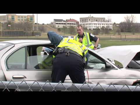 Brainerd High School Mock Crash - Lakeland News at Ten - April 23, 2014