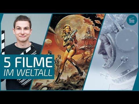 5 Filme im Weltall | Film-Tips für Sci-Fi Fans