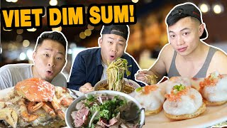 MASSIVE VIETNAMESE FOOD TOUR! - Houston, TX