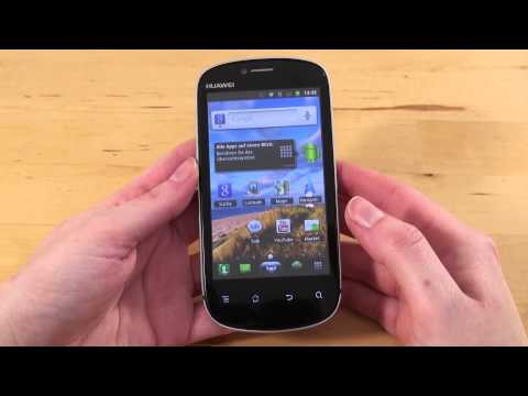 Huawei Vision - Handy Text - Review - Deutsch