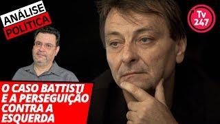 Análise Política com Rui Costa Pimenta (18.12.18) -O caso Battisti e a perseguição contra a esquerda