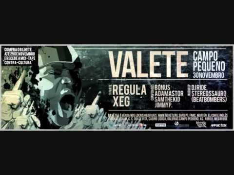 Valete Ft  Jimmy P  Azagaia & Tamin   Sente Medo video