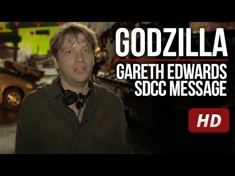Gareth Edwards -  Pre-SDCC Message