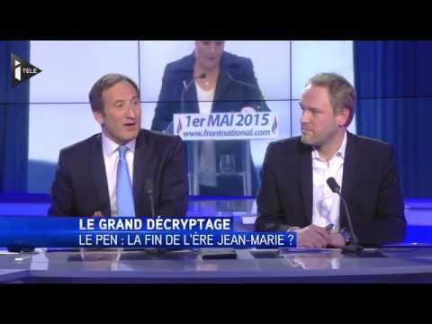 Front National: la fin de l'ère Jean-Marie Le Pen?