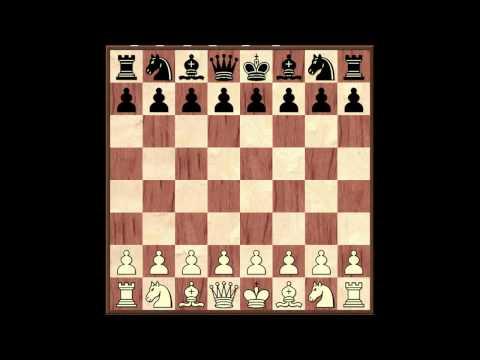 Уроки игры в шахматы - видео