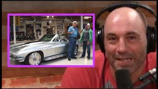 Joe Rogan on His Muscle Cars