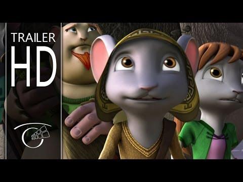 Rodencia y el diente de la princesa - Trailer HD