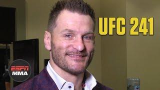 Stipe Mocic: Daniel Cormier should focus on me before Jon Jones or retirement | UFC 241 | ESPN MMA