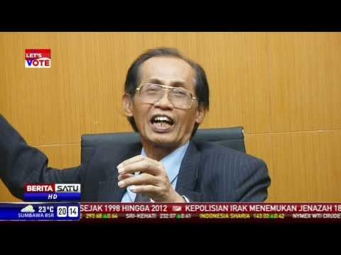 The Headlines: Palu Godam Hakim Artidjo