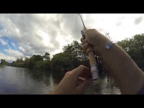 Mersey river fly fishing Tasmania