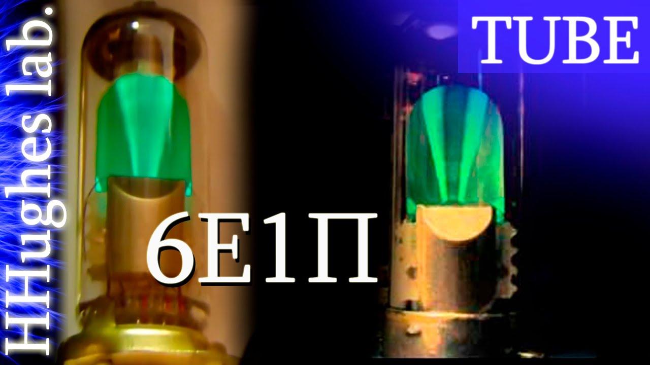 Индикатор уровня сигнала на 6Е1П