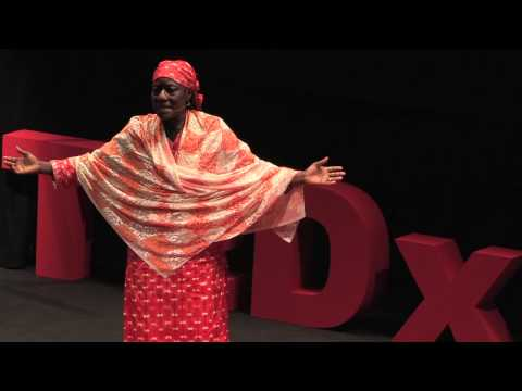 Empowered women will change our world | Fatima B Muhammad | TEDxEuston