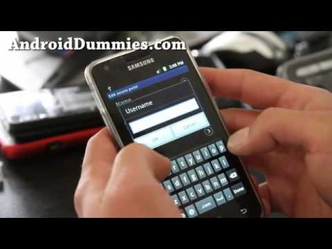 How to Set Up AT&T 3G 4G APN Settings for Android on Unlocked International Phones!