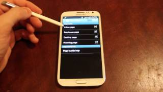 Samsung Galaxy Note 2 my thoughts after one months use