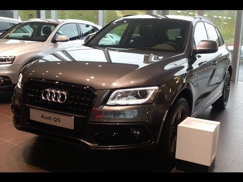 Audi Q3 and Q5 2014 S line In depth review Interior Exterior