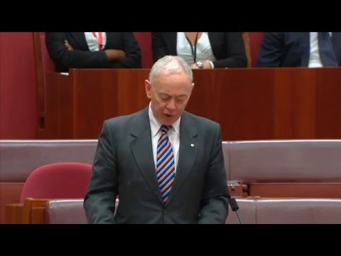 Senator Day - Nuclear Submarines (Question Time)