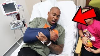 DAD IN HOSPITAL!! WHAT HAPPENED?? (not clickbait)