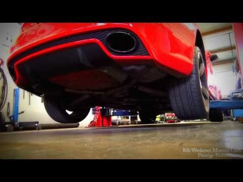 Audi Rs5 4.2 Fsi V8 With Capristo Exhaust Sound. Presented By Www.kfz-monnin.de video