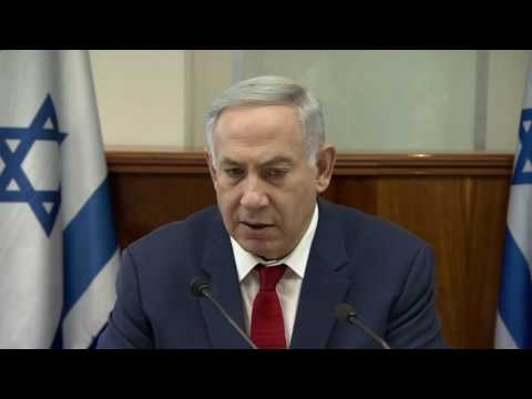 PM Netanyahu's Remarks at Weekly Cabinet Meeting - 15/05/2016