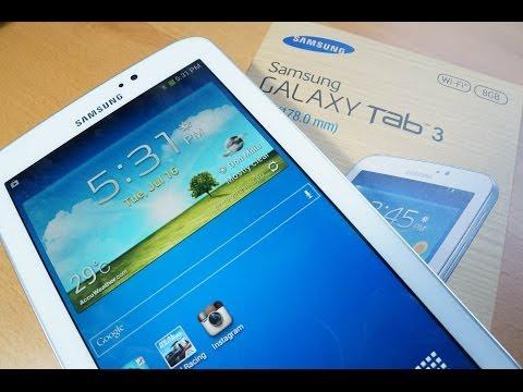 Samsung Galaxy Tab 3 7.0 REVIEW