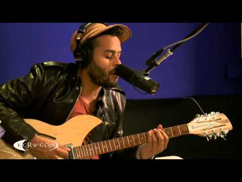 "Twin Shadow performing ""Golden Light"" live on KCRW"