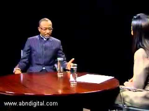 Sanusi Lamido Sanusi - Nigerian Central Bank Governor - Part 1