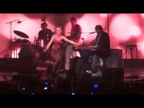 Concert Vanessa Paradis Zénith Paris 03 07 2014