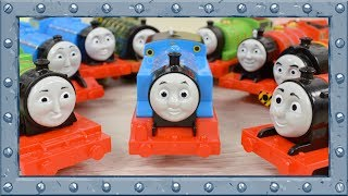 Blue vs Red vs Green - Which Color is more Powerful? - TrackMaster - Thomas and Friends #63