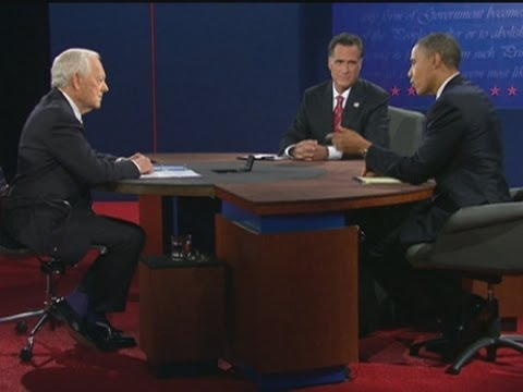 Highlights from the final US presidential debate between Barack Obama and Mitt Romney
