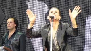 Depeche Mode - Welcome To My World (Lithuania, Vilnius, Vingis Park - 27.07.2013)