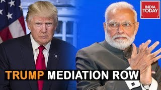 Is Trump's Mediation Claim Anti-Modi Ammunition For Opposition? | 5ive Live