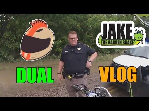 Jake & Dan Dual Motovlog - Part 1