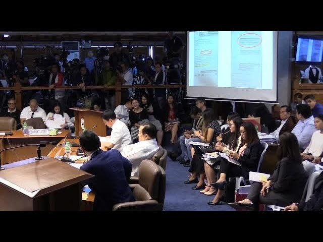 Charlie Tan to be invited in next Senate hearing on BOC corruption