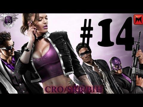 ☣TX☣ Saints Row The Third - ep14 Prolazak / Prohod /Walkthrough/  Max Postavke {Cro/Srb/Bih}✌ᴴᴰ