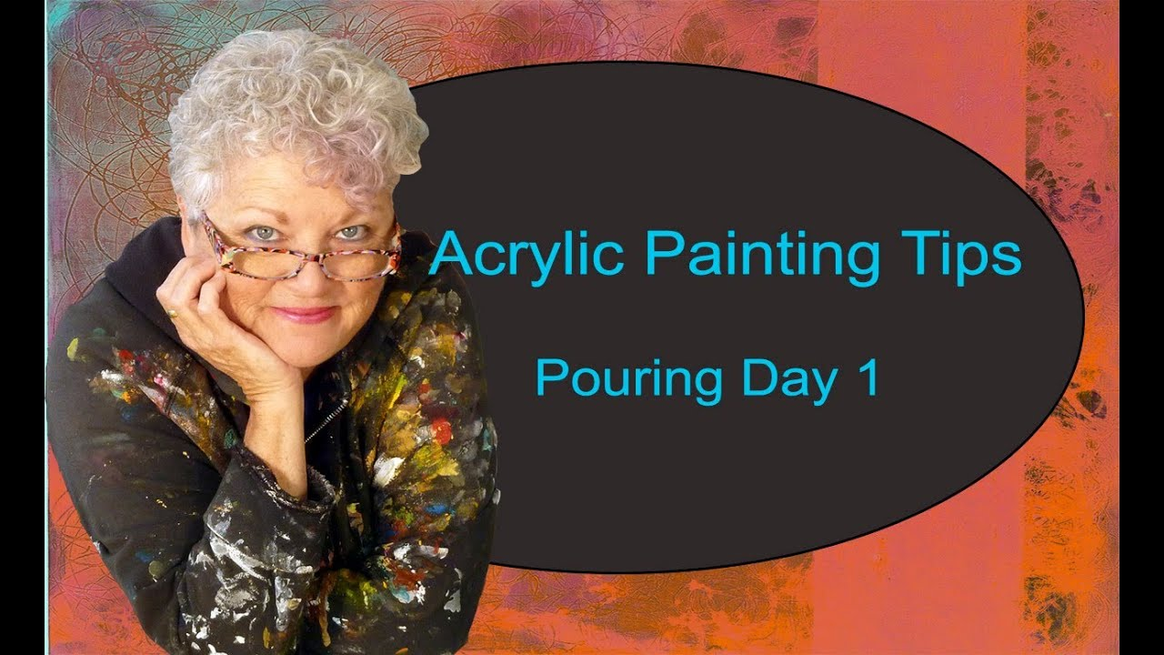 Acrylic painting techniques youtube bing images for Tips for using acrylic paint