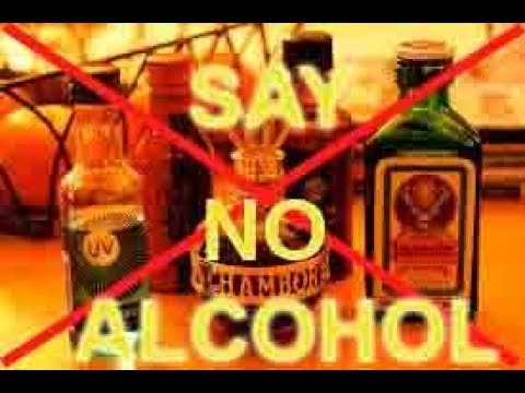 How To Stop Drinking Alcohol |how to leave wine| leave alcohol