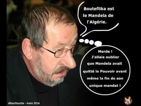 Sidi Saïd compare Bouteflika à Mandela